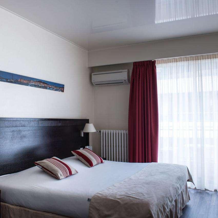 Hôtel Comté de Nice - Chambre